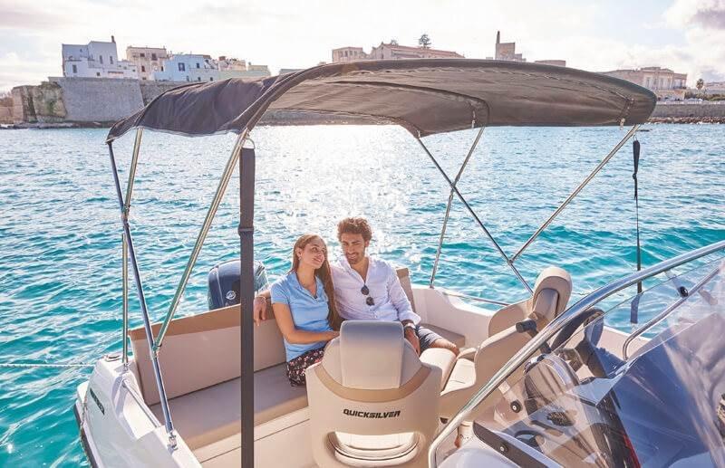 Quicksilver Boat Rent Nakiros Charter