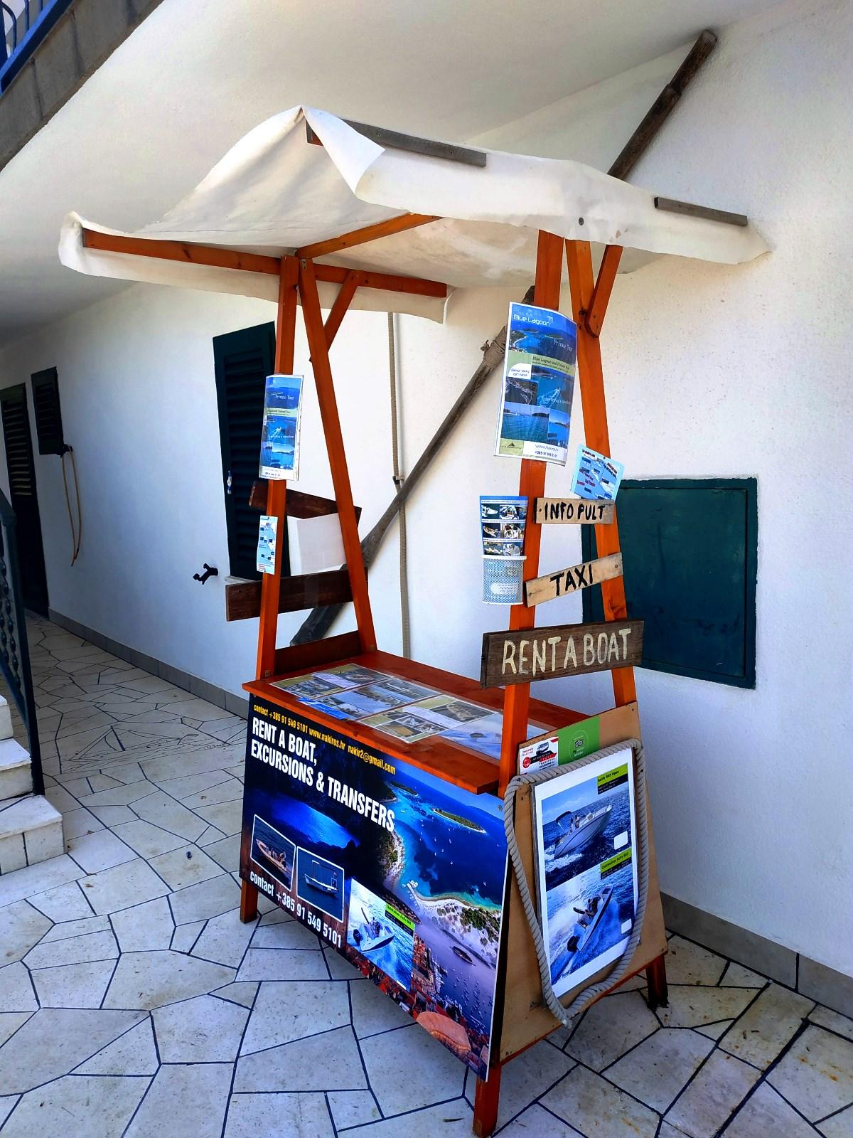 Boat Rent Service Nakiros Croatia